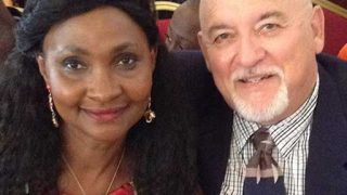 Noelle and Chris Jones. Founders of Gospel For Africa.