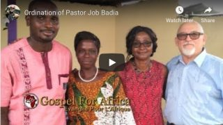 Training and ordaining Pastors to plant churches in Africa.
