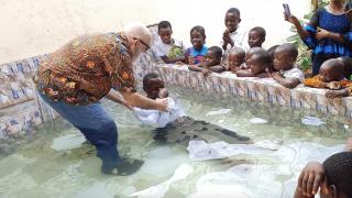 Baptizing Ezekiel