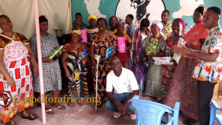 Serving Widows in Yopougon
