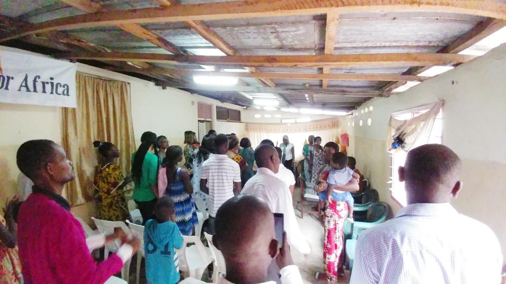 Gospel For Africa Church Yopougon