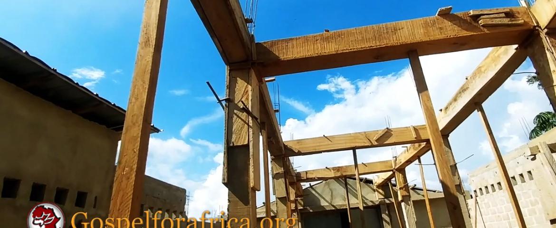 GFA Building Progress October 2021