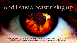 And I Saw A Beast Rising Up...