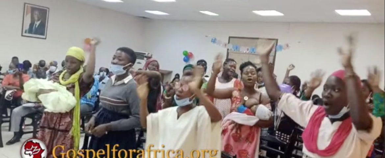 Celebration of life, Teen Mothers of Gagnoa